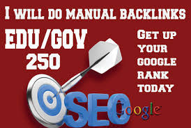 I will create 250 edu gov safe High Quality SEO backlinks from authority site
