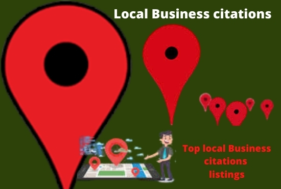 I will do 50 local business directories and local citations