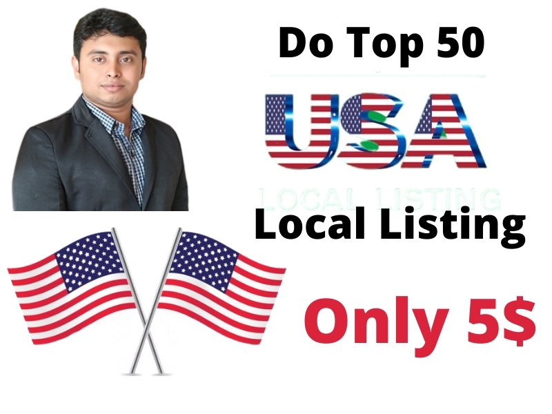 I will rank your business via local citation for you in USA