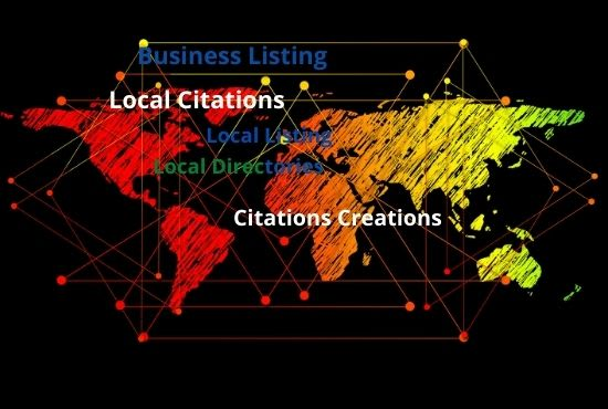 i will provide 30 local citations manually for any country