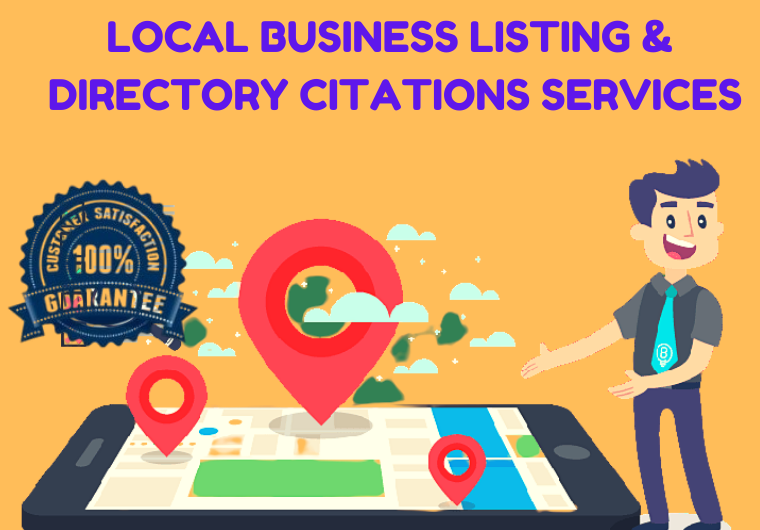 I will do amazing 50 local citations & Business directory submission