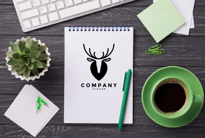 I will design business identity and corporate brand identity