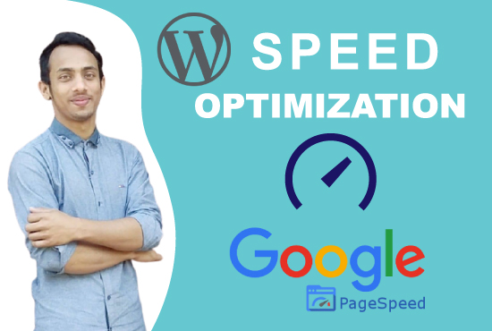 I will do website speed up and develop load time