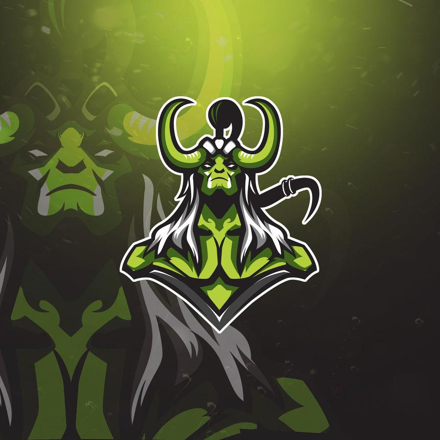 I will do professional mascot logo design