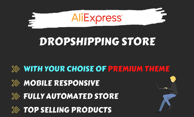 I will create dropshipping store with woocommerce