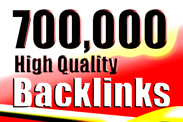 700k gsa backlink service for push your website rank up on google