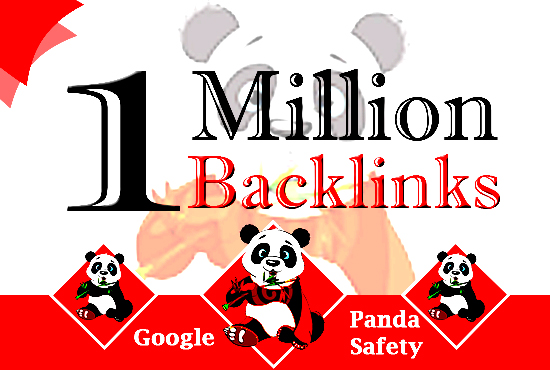 I will build 1 million ultra SEO contextual backlinks tiered