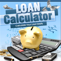 Loan calculator software for all type of loan products