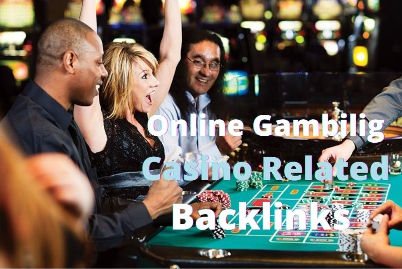 i will do 500 high authority Power-full Back-links Casino Gambling Adult sites Packages