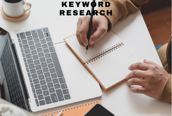 do complete keywords research,  site audit and analyses