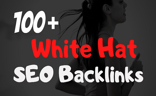 I will provide 100+ white hat SEO backlinks for you
