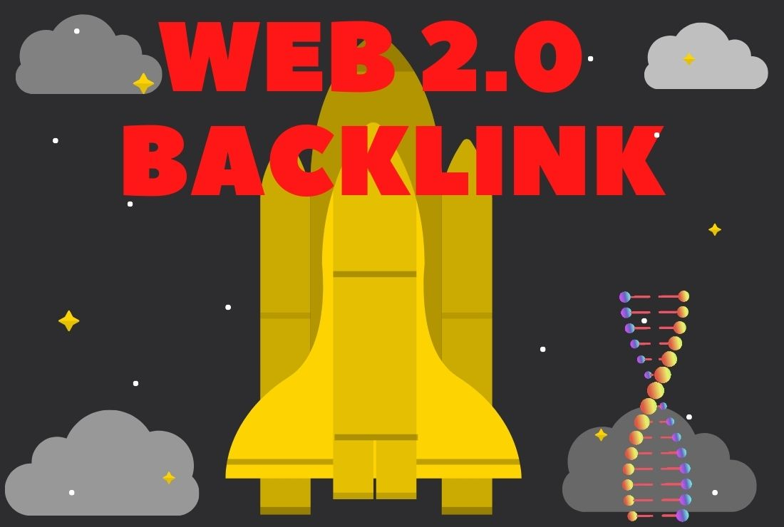 I Will Create High DA PA Dofollow Manually 20 Permanent Web2.0 Backlinks.