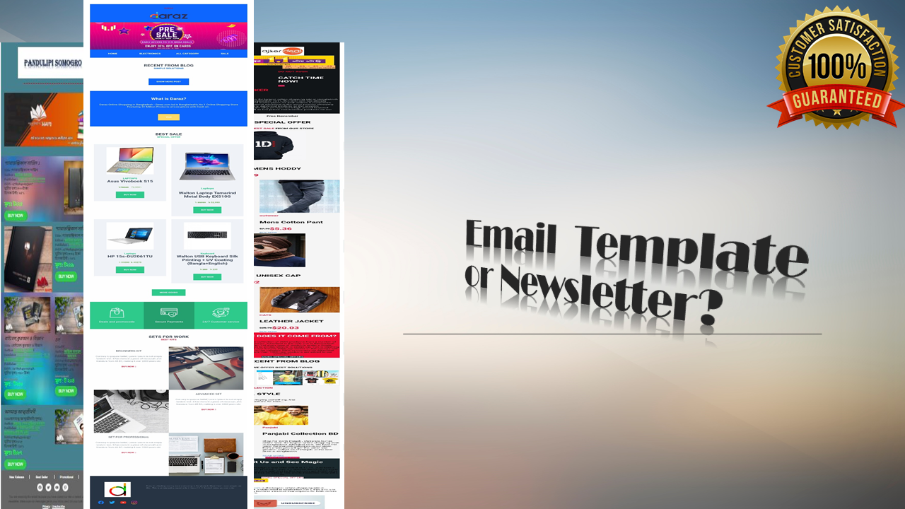 I will design excellent responsive email template or newsletter