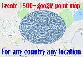 Do top 1500 google map local citations,  local listing