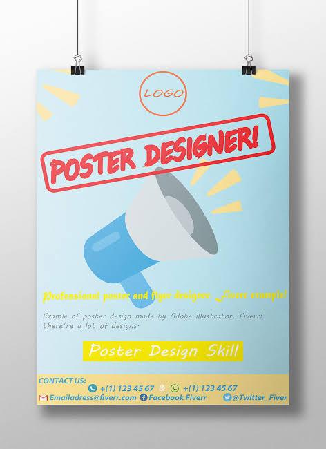 I creat amazing social media poster