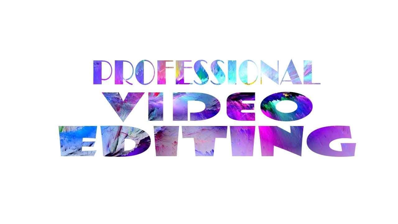 I will do video editing 12 hours