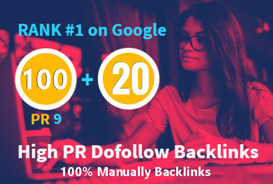 120+ pr9,  edu dofollow backlinks For boost your Google Ranking