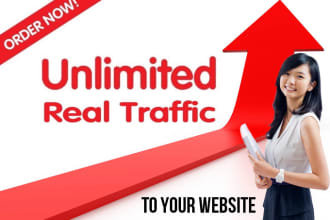 Real organic traffic 10000 within 2 days