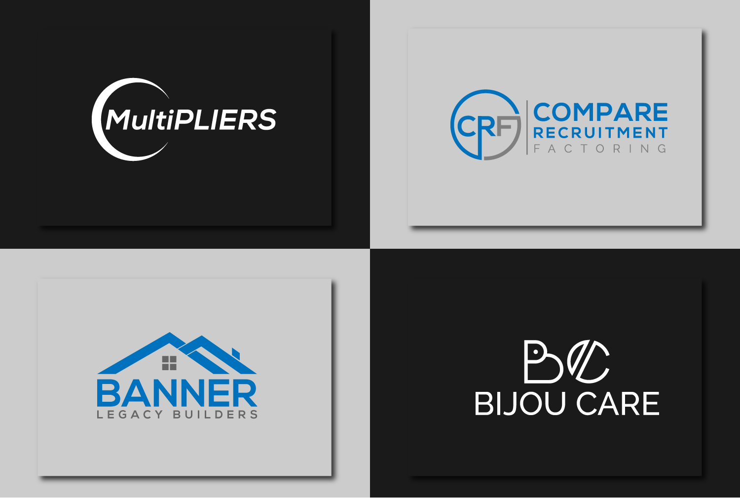 I will do eye-catching unique business logo design for your company