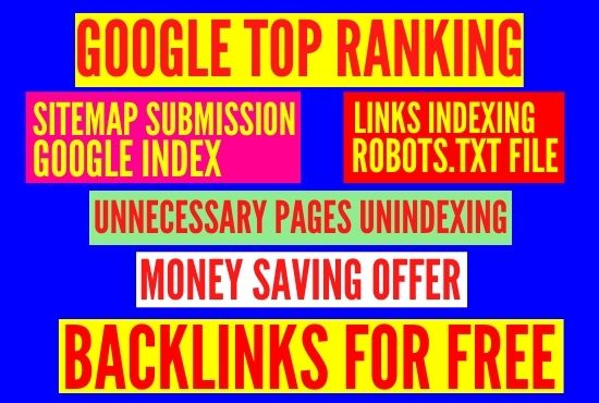 I will provide google indexing,  technical SEO,  search console errors fixing