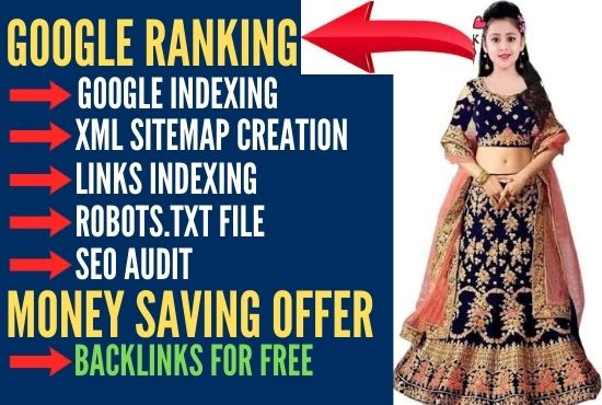 I will provide technical SEO,  google indexing,  search console errors fixing