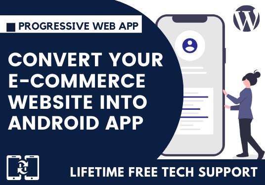 Convert Your Website into a Progressive Web App PWA