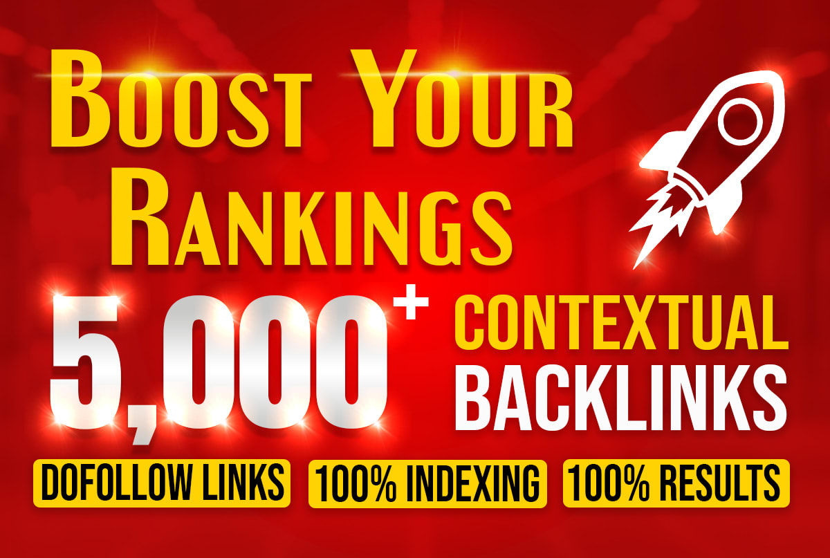 I will provide 5000 tiered seo contextual backlinks