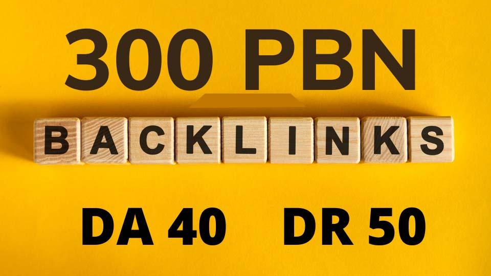 High Quality 300 CASINO/ Poker/Gambling/Judi bola/ Unique Domian Pbn backlinks