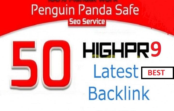 I will create 50 USA powerful pr9 profile seo backlinks, linkbuilding manually