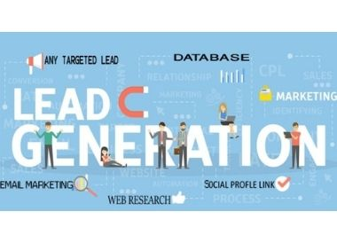 I will do b2b lead generation 50 targeted lead