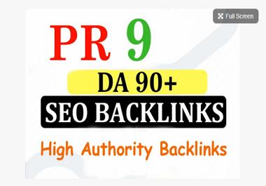 50+ Manually 90+ DA/PA DR/PR TF/CF High Authority profile backlinks
