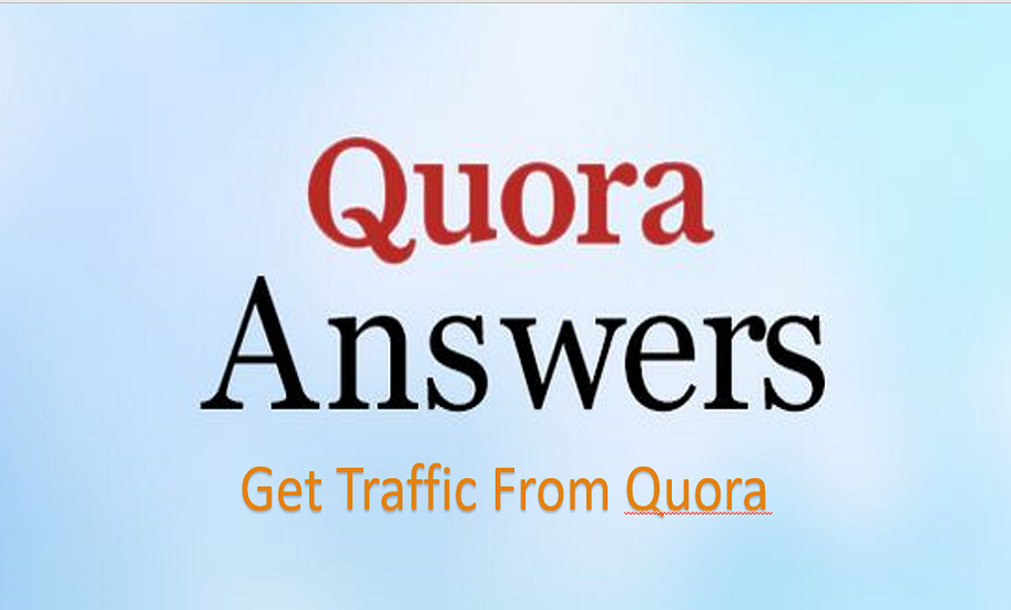 Provide you Niche Relevent 20 Quora Answers for getting traffic