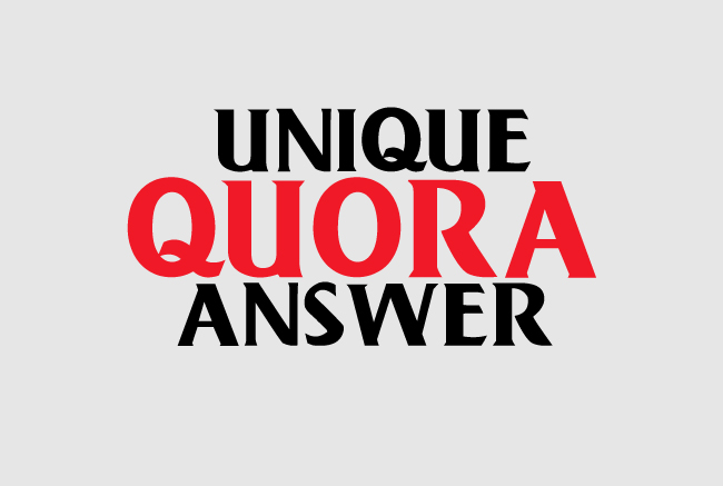 Get niche relevant High Quality 5 Quora Answer backlink