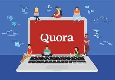 I will provide 10 Quora Answer & backlink