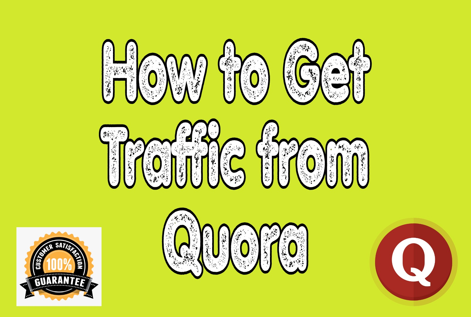 How to Get Traffic from 10 Quora Answer