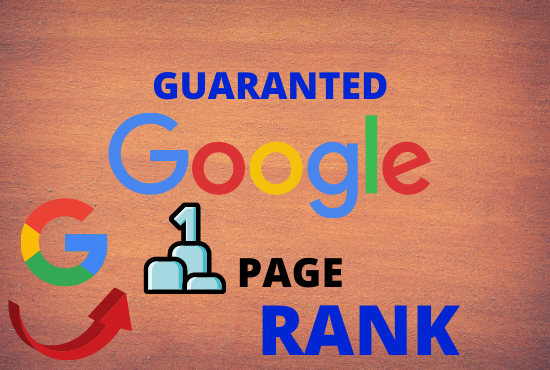 Boost Your Website for GOOGLE 1st Page Ranking with Guarantee