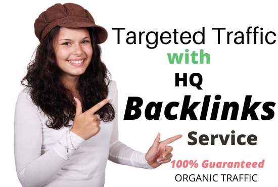 I will create 100 HQ backlinks for your website