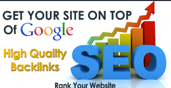 Rank first page of Google with best link building service