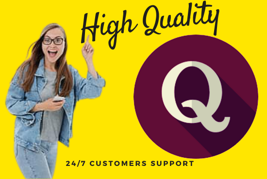 promote your website by niche relevant 40 HQ Quora Answers