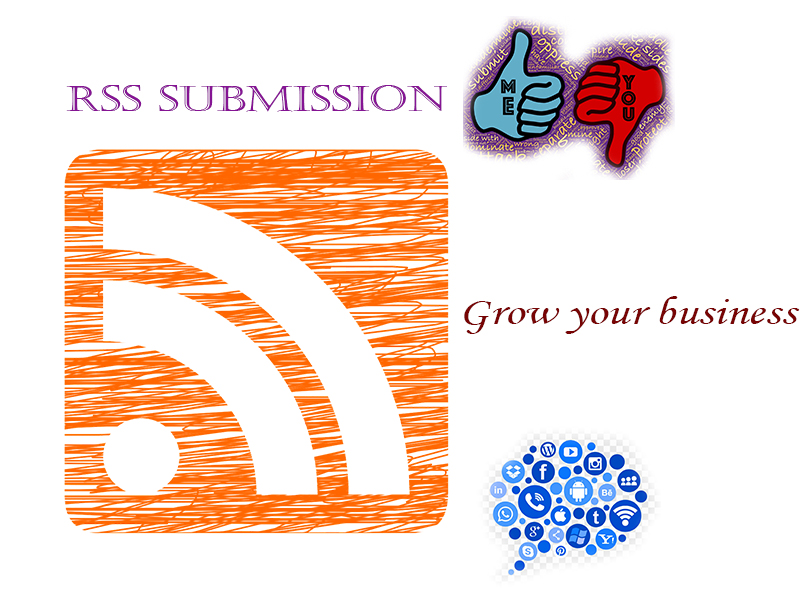 We provide RSS submission service for the website in top 50