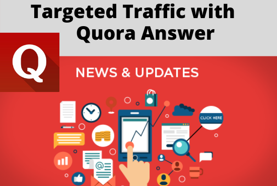 Bring Targeted Traffic with 20 Quora Answer