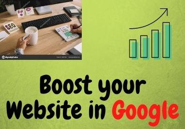 Boost your site's with 100 High Authority Backlinks