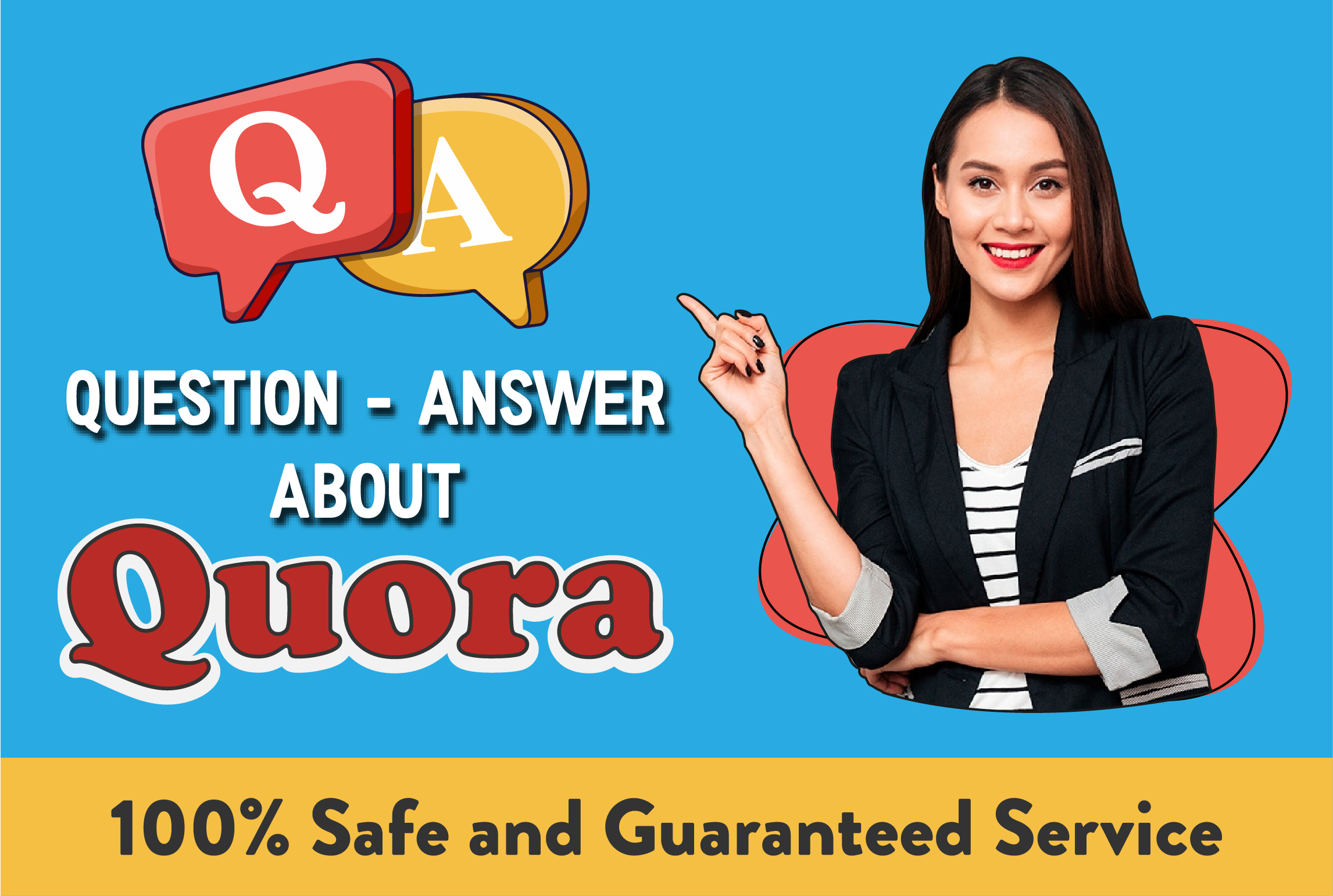 Promote your website and bring traffic with 10 Quora Answer