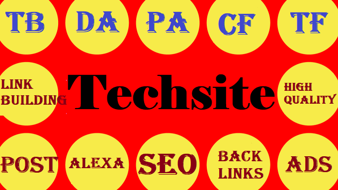 New Offer on Nov - Write and Publish a Guest post on Tech Blog- Techsite. io