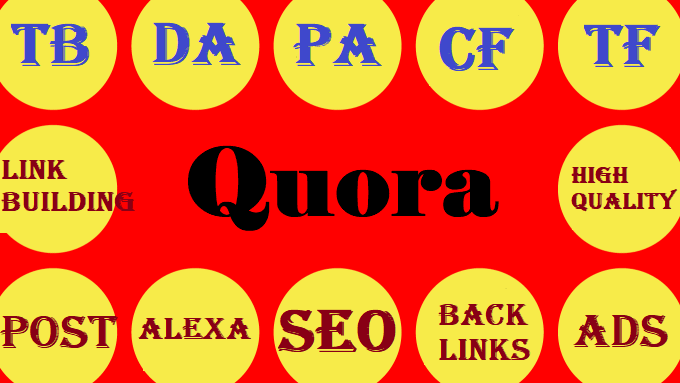 Write and Submit Guest post on Quora.com or Benahce.net or Github DA93+ Backlinks