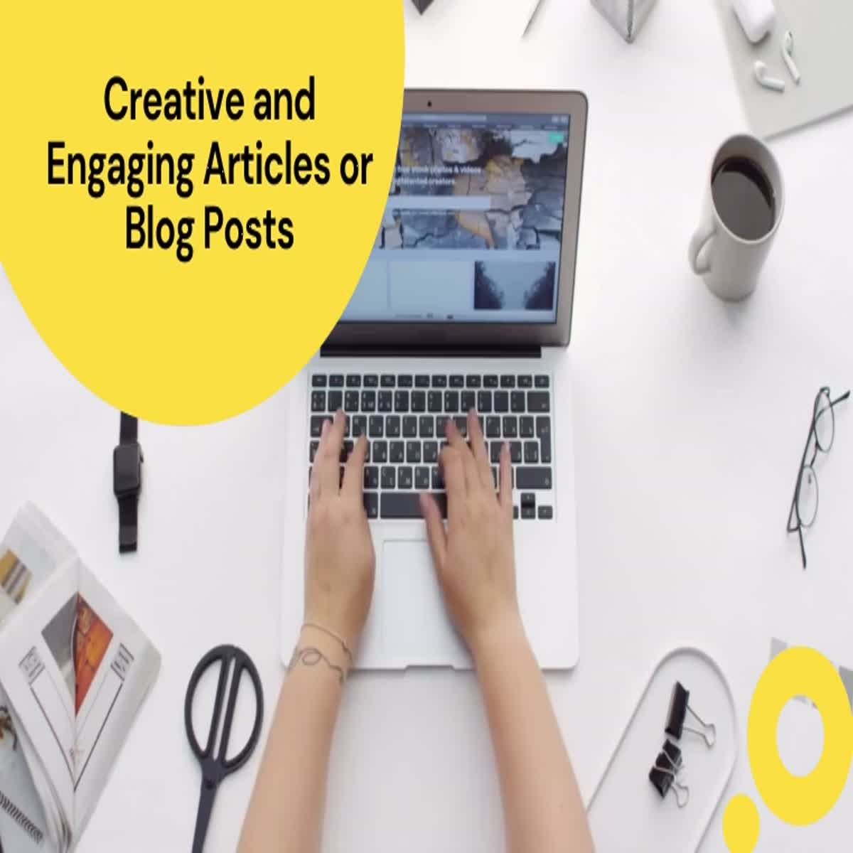 I Will Write 1000+ Words Creative and Engaging Articles or Blog Posts