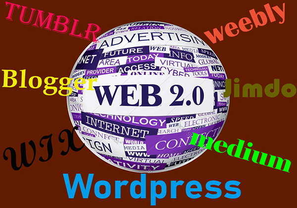 20 High Authority Web 2.0 Blog Backlinks With Unique Articles