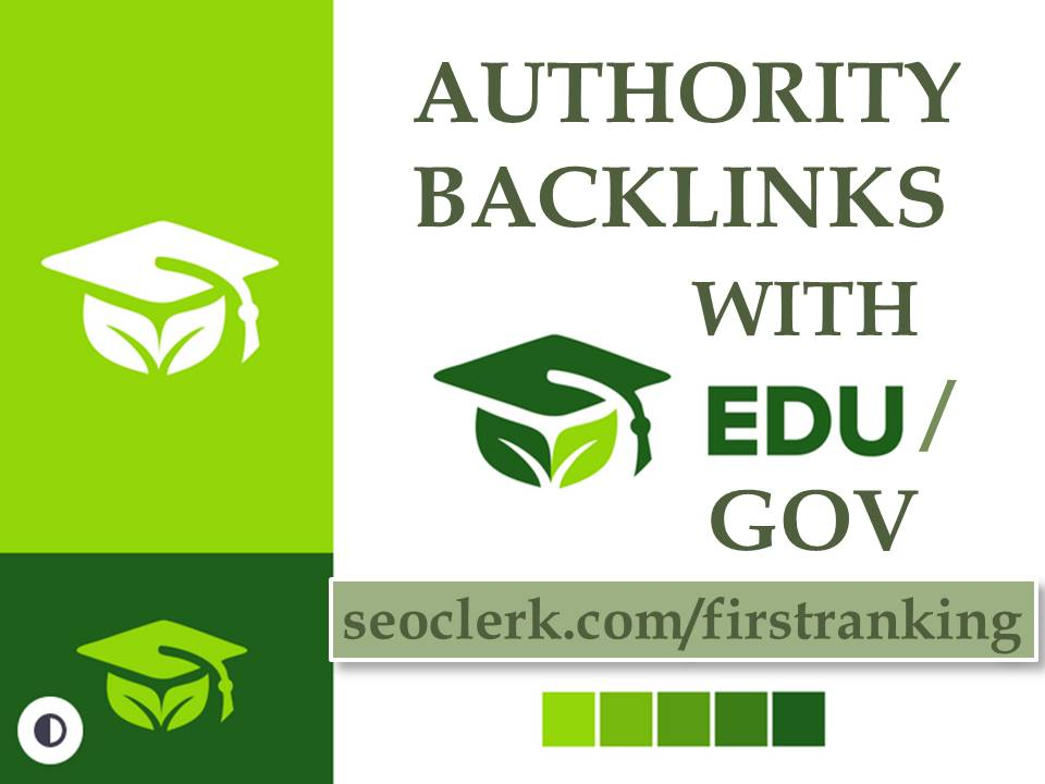 I will Boost Your Google Ranking USA 30 High Pr9 Authority with 20 edu& Gov Backlinks