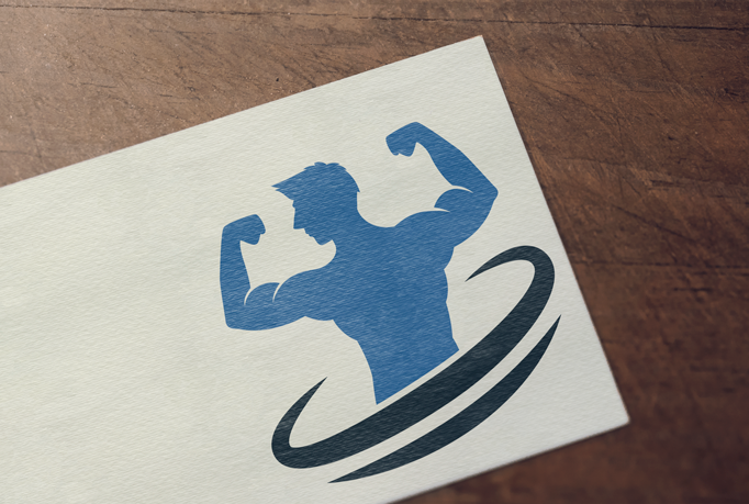 Create a cafe, gym and fitness logo in 12 hours