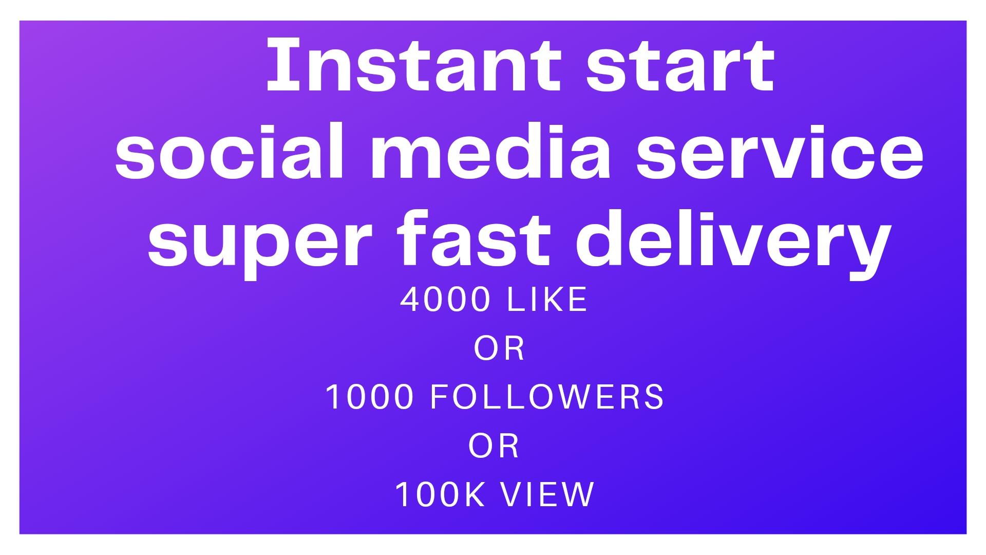 Social Media Promotion service by 3Lion11